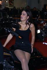 At work Pantyhose 2009