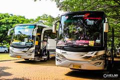 Purnayasa Lakeside Fifteen (helmi_prayudy) Tags: bali bus canon indonesia hino jetbus sukafotobis purnayasa