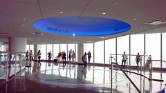 Skyportal (Lost in Flickrama) Tags: city nyc newyorkcity people downtown skyscrapers manhattan worldtradecenter towers observatory iconic bigapple skyportal 1wtc