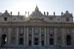 Basilica di San Pietro (Patrizia1966) Tags: italy rome roma italia sanpietro architecure canoneos550d