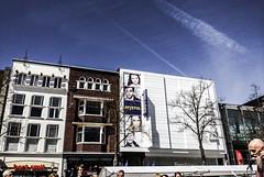 Vismarkt & Egbert Hovenkamp II (janGlas) Tags: iphoto groningen stad vismarkt