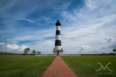 Bodie Island Lighthouse North Carolina (Mike Ver Sprill - Milky Way Mike) Tags: park new light sea sky lighthouse house art beach mike beautiful night clouds way stars landscape island photography michael nc amazing movement nikon long exposure kill photographer shot outdoor head path walk north fine fast symmetry best hills hatteras national shore jersey carolina devil cape symmetrical bodie greatest ever milky beacon pathway symetrical mv ver nags d800 1424 sprill versprill