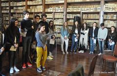 M4302477 (pierino sacchi) Tags: mostra de liceo biblioteca andr visita scuola golgi universitaria broni scientifico
