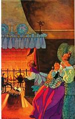 Ella Riemersma Het Sintnicolaasboek 1925 ill (janwillemsen) Tags: sinterklaas 1925 bookillustration ellariemermaillustration