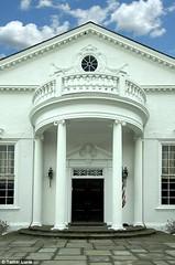 Дом Дональда Трампа в Коннектикуте