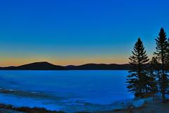 NOBODY (BLEUnord) Tags: park blue sky lake canada couleurs lac bleu ciel qubec meters parc saguenay 1000 laurentians jacquescartier laurentides provincedequbec rserve mtres rservefauniquedeslaurentides glaciaire lacglaciaire rservefaunique ltape michemin