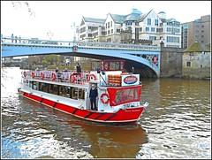 "The ""River Duchess"" .. (** Janets Photos **) Tags: york uk riverouse pleasureboats"