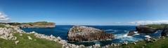 Acantilados de Buelna (josean0310) Tags: naturaleza mar panormica airelibre acantilados