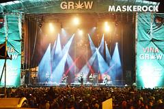 Escenario Viña Grow # Viña Rock 2016