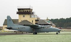 G-CGTC Islander, Scone (wwshack) Tags: scotland islander scone perthairport egpt psni sconeairport gcgtc