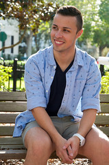 Style (EvanWells92) Tags: hot men classic smile fashion photography orlando florida handsome style guys frat prep menswear