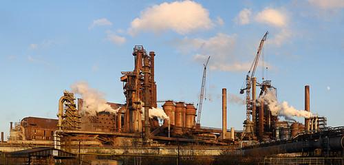 Třinecké Železárny/Třinec Ironworks