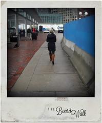 boardWalk (ready2go [redE8]) Tags: boston dc downtown boardwalk filmframe polaroidframe boredwalk dcmemorialfoundation picmonkey