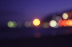 Lights from the coast (stendol [L.B.W.L.]) Tags: costa lights coast focus bokeh liguria luci colori atmosfera ligure arenzano sfuocato