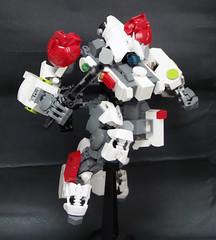 TARUCHIMA (torokimasa) Tags: original robot lego mecha mech robo moc