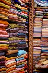 Scarves (noellekennady) Tags: color reflection tourism scarf mirror istanbul tourist fabric scarves grandbazaar kapalicarsi ayna istanbulturkey
