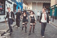 (shaymurphy) Tags: ireland dublin irish promo zombie walk undead walkingdead