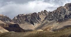 The Tsibri mountain range, Tibet 2015 (reurinkjan) Tags: tar 2015 tibetautonomousregion tsang  tibetanplateaubtogang tibet himalayamountains dingricounty rockrdo natureofphenomenachoskyidbyings landscapesceneryrichuyulljongsrichuynjong mountainsloperimgulrimgl naturerangbyungrangjung landscapepictureyulljongsrimoynjongrimo himalaya landscapeyulljongsynjong fallenrocksdodrilwa largerockboulderdopabong himalayamtrangerigyhimalaya rockymountaindzari earthandwaternaturalenvironmentsachu himalayasrigangchen tibetanlandscapepicture janreurink  tsibrimountainrange