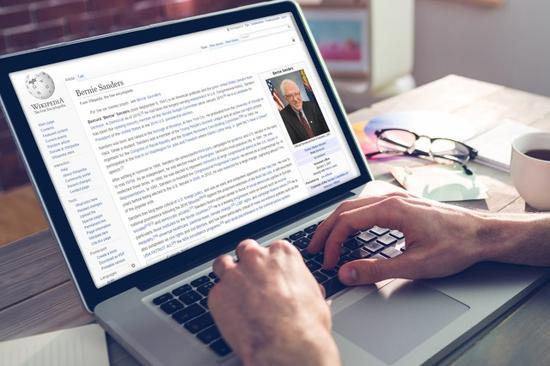 再战五百年:维基百科欲成立永久保障基金