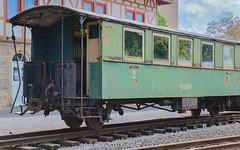 Eisenbahn Wagon von 1890