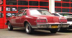 1978 Dodge Diplomat Coupe 5.7 V8 (rvandermaar) Tags: dodge 1978 chrysler coupe v8 57 diplomat lebaron chryslerlebaron dodgediplomat db72ds sidecode4