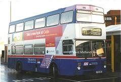 3078 F78 XOF (WMT2944) Tags: travel west midlands metrobus mcw xof 3078 f78 mk2a