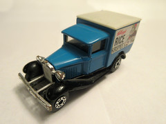 Kelloggs Rice Krispies Ford Model A Matchbox (dave_7) Tags: ford modela rice kelloggs matchbox diecast krispies