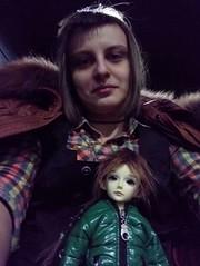 """""    (xaskixarf) Tags: kyle doll bjd wish dollleaves"