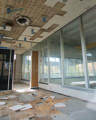 Control room (Frank Fujimoto) Tags: seattle uw architecture wa