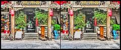 hdr- Jianshui, Yunnan (China) / 2 (Bruno Zaffoni) Tags: china stereophotography 3d yunnan cina stereoscopy stereo3d jianshui stereoscopia