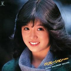 Akina Nakamori - Variation (1982)