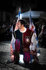 The Angel (Il Condor) Tags: flag festa bandiere sbandieratori