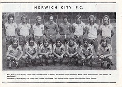Manchester United vs Norwich City - 1976 - Page 6 (The Sky Strikers) Tags: old city red manchester one football official united devils norwich division trafford league programme