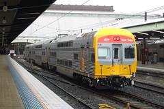 ATP/DTRS Test Train (jamesmp) Tags: australia newsouthwales localtrain cityrail electrictrain comeng intercitytrain vset sydneyterminal commonwealthengineering railcorp nswtrains yset agoninanandco atptesttrain dtrstesttrain