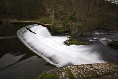 Monsal Dale Weir (l4ts) Tags: longexposure landscape derbyshire peakdistrict whitepeak riverwye monsaldale britnatparks 10stopfilter monsaldaleweir