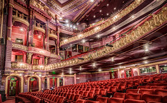 Palace theatre manchester HDR -11.jpg (ade_mcfade) Tags: city manchester victorian lancashire splendid palacetheatre