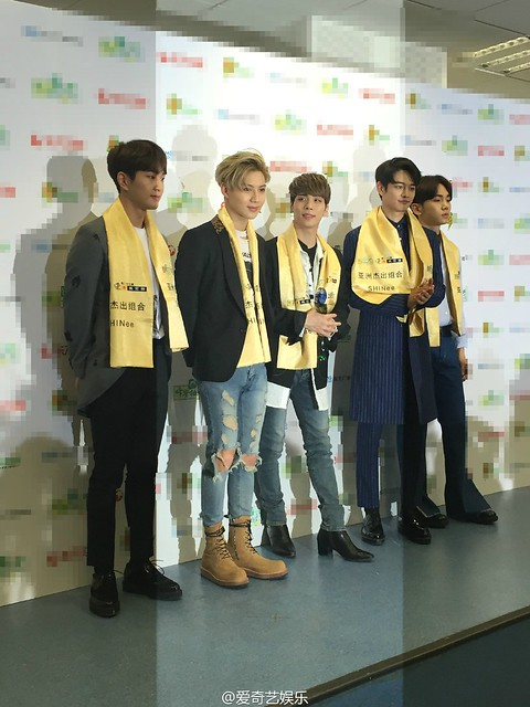 160328 ‎SHINee @ '23rd East Billboard Music Awards' 25523148503_cc7aaf240b_z