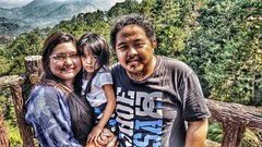 HRD using Mobile - Baguio Mines View (sunokie) Tags: family mobile philippines baguio hdr nokie casido