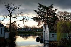 Broek in Waterland (Boudewijn Vermeulen) Tags: houses house village huis dorp huizen broekinwaterland dorpsgezicht broek publ
