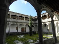 Claustro del Noviciado Real Monasterio de Santo Toms Avila 01 (Rafael Gomez - http://micamara.es) Tags: del de real monasterio santo avila toms claustro noviciado