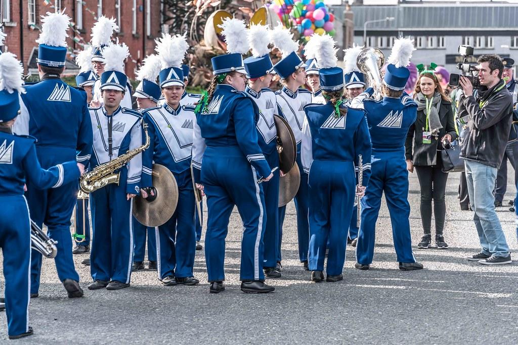 Christopher Newport University Marching Captains - 112396