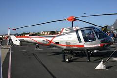 ZS-HDO Enstrom 480B @ Ysterplaat 24-Sep-2010 by Johan Hetebrij (Balloony Dutchman) Tags: africa southafrica african south helicopter 480 2010 aad ysterplaat enstrom 480b zshdo