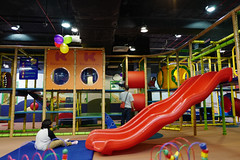 Kiz Sports & Gym (Jeffri Jaffar) Tags: girls playground kids kualalumpur leicacamera humaninterest kidssports outdoorindoor leicaq gemall leicamalaysia