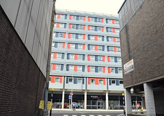 Study Inn, 175 Corporation Street, Coventry (paulburr73) Tags: road street altered march student halls converted coventry citycentre westmidlands axa towerblock residents 2016 studentaccomodation equitylaw studyinn 175corporationstreet
