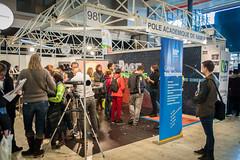 SalonSIEP-M+®tiers du Spacial-12 (cdsunamur) Tags: robot stand université salon sciences espace savoir siep visites métiers unamur henallux