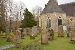 Luss (Lakuda-san) Tags: scotland eglise lochlomond cimetire ecosse luss tombes