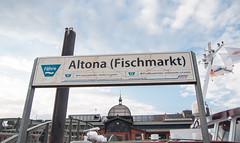 Altonaer Fischmarkt (xxcheng) Tags: city cloud clouds germany deutschland spring europe hamburg fishmarket fischmarkt altona altonaerfischmarkt
