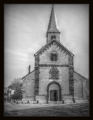 B&W (patrick.verstappen) Tags: winter bw church photo yahoo nikon belgium pat hdr picassa sintpieter ipernity pinterest ipiccy
