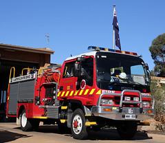 Port Augusta 518 (adelaidefire) Tags: port fire south australian service years sa metropolitan brigade mfs 125 pirie samfs safb
