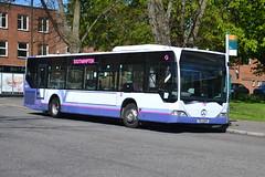 First Mercedes 64014 OIG6944 - Southampton (dwb transport photos) Tags: bus first mercedesbenz southampton citaro 64014 oig6944